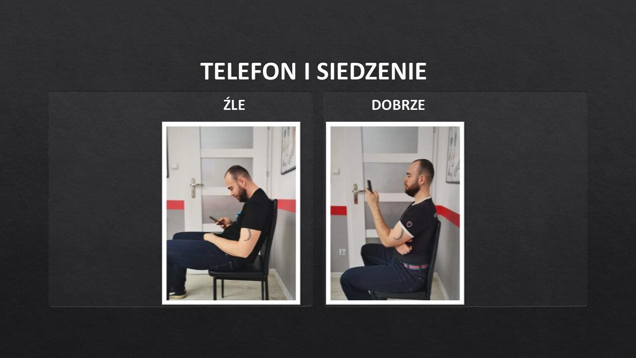 Zespół posturalny - postawa